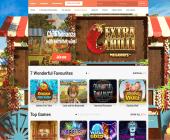 LeoVegas Home page