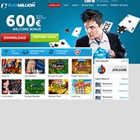 Screenshot 1 of PlayMillion Casino