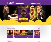 Yako Casino Home Page