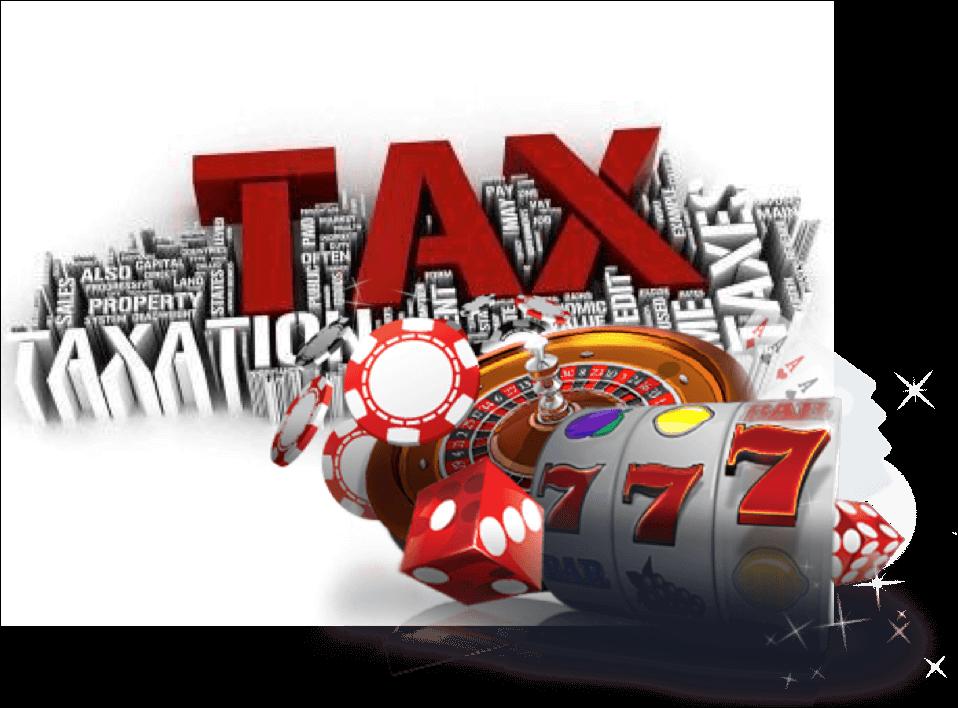 Tax on casino winnings