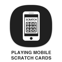 Playing Mobile Scratchcards