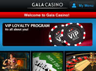 Screenshot 1 of Gala Casino
