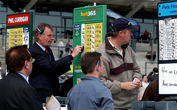 What are bookmakers and betshops?