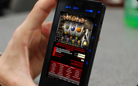 Choose your Progressive Slot on your Mobile