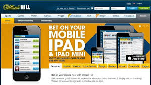 Mobile Gambling at William Hill