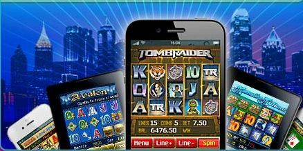 Mobile Casinos have exploded in 2013 to become one of the most popular ...