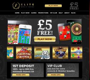 Exclusive Casino Promos