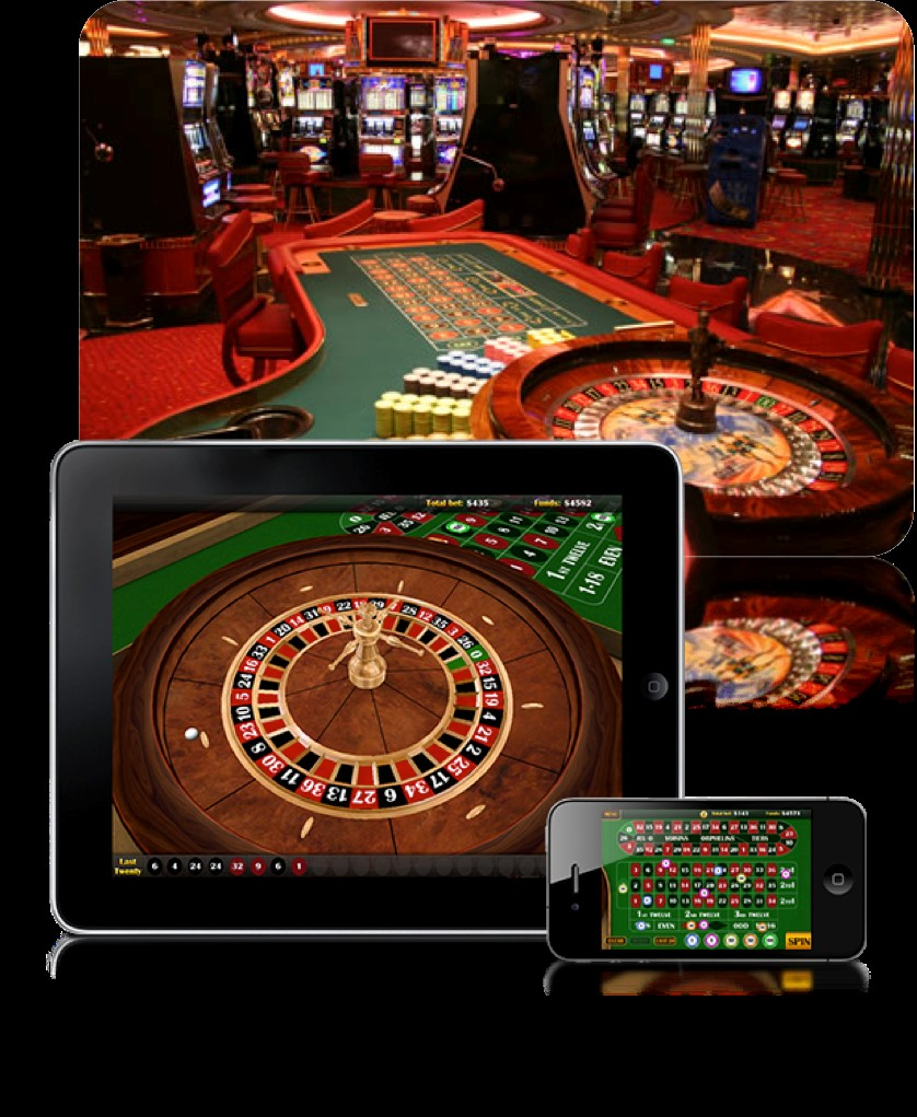 Casinos Going Mobile