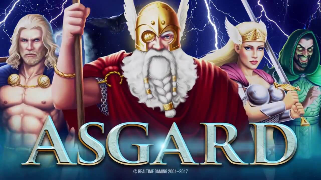 New Asgard Slot Coming to Mobile Casinos