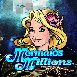 Try your luck at Mermaid Millions slots