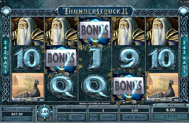 TS2 Slots