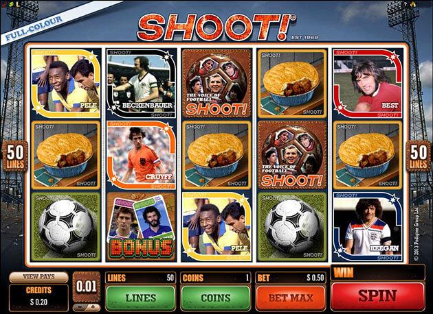 Shoot! Mobile Slots