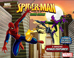 Spiderman Slots Logo