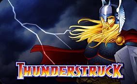 Thunderstruck Video Slots